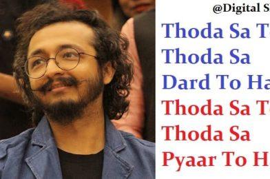 Thoda Sa Dard To Hai by RJ Vashishth