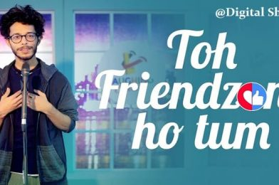 Toh Friendzone Ho Tum by Ashish Mishra